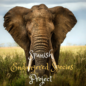 Spanish endangered species project