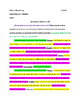 Spanish for heritage speakers - good five paragraph essay