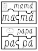 Spanish  m/p initial sounds sort & activities