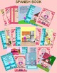 Spanish positional words book and color sheets - ¿Donde es