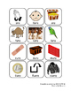 Spanish /r/ Tap Medial 2-Syllable Articulation Cards
