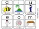 Spanish vowels + m {Beggining sound recognition} PRESCHOOL