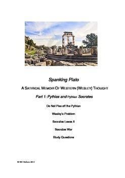 Spanking Plato: Set I: Pythias and Socrates