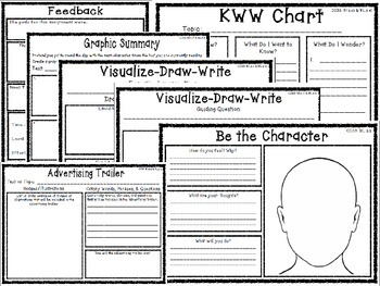 Sparking Student Creativity Grab and Go Strategies Graphic