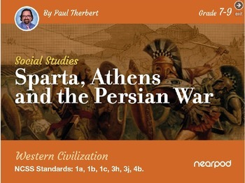 Sparta, Athens and the Persian War