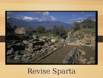 Sparta Quiz