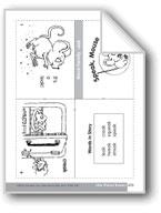 Speak, Mouse (Word Family Reader)