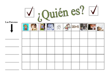 Spanish Tener Expressions Speaking Activity (Large Group,