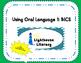 Speaking and Listening Activities (Oral Language BICS)