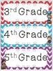 Special Area Teacher Schedule Cards with Clocks