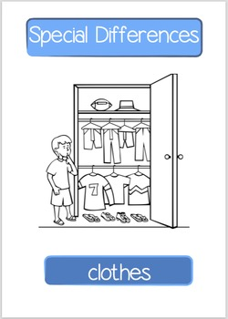 Special Differences: Clothes