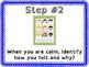 Special Education: Safe Zone Behavioral Step Process