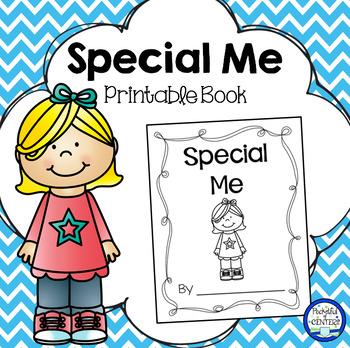Special Me Book