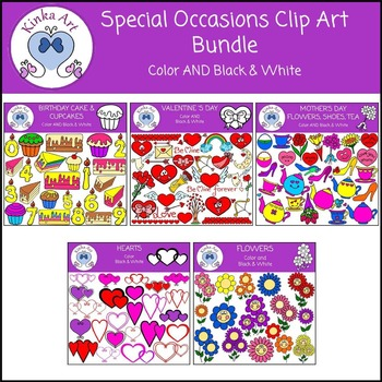 Special Occasions (Birthday / Valentine's / Mother's Day)