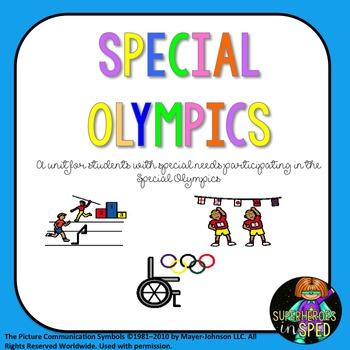 Special Olympics Unit