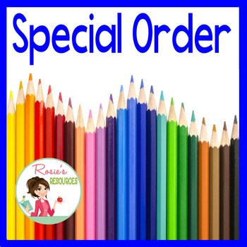 Special Order for DP