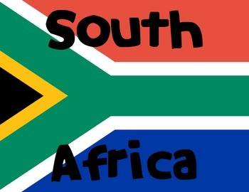 Special Request: South African Group Sign