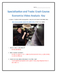 Specialization and Trade: Crash Course Economics- Video An