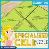 Specialized Cells Puzzle - Biology Puzzle