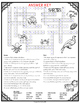 Species Comprehension Crossword