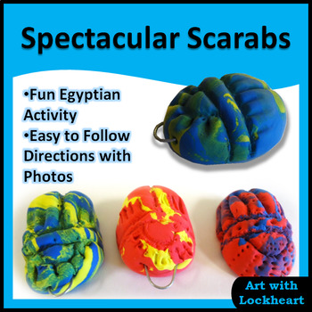 Spectacular Scarabs: Ancient Egyptian Amulets