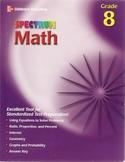 Spectrum Math 8th grade