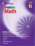 Spectrum Math, Grade 6 (McGraw-Hill Learning Materials Spectrum)
