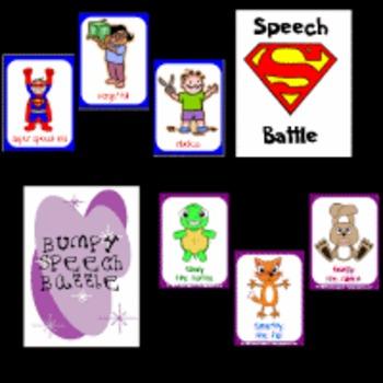 Speech Battle Combo