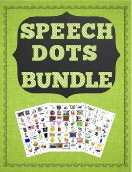 Speech Dot Games Bundle