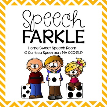 Speech Farkle