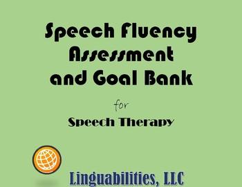 Speech Fluency Assessment
