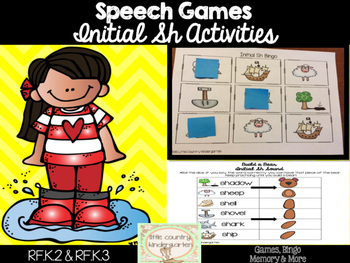 Speech Games: Initial Sh Games Bundle