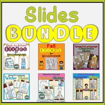 Speech/Language Slides Bundle