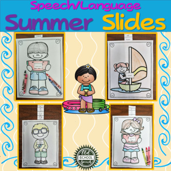 Speech/Language Summer Slides