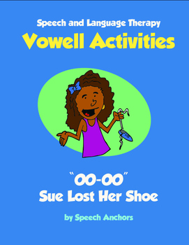 Speech Language Therapy - Vowel Activities
