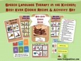 Speech Language Therapy in the Kitchen: Best Ever Cookie R