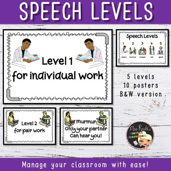 Speech Level Management
