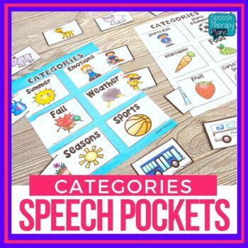 Category Speech & Language Pockets