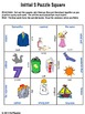 Speech Puzzle Squares for S