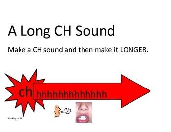 Speech Sound Sh