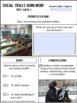 Speech Therapy 10 Month Social Pragmatics Homework Bundle