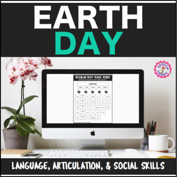 Speech Therapy Earth Day Bundle: Language, Articulation, &