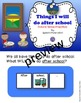 Speech Therapy Future Verb Tense Interactive Booklet After