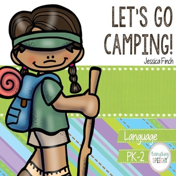 """Language Pack: """"Let's Go Camping!"""""""