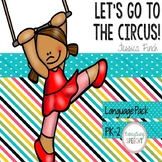 """Language Pack: """"Let's Go to the Circus!"""""""
