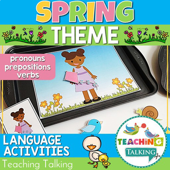 Speech Therapy Spring