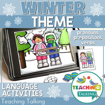 Speech Therapy Winter