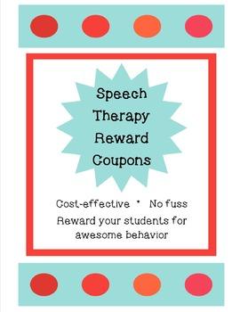 Rewards for Speech