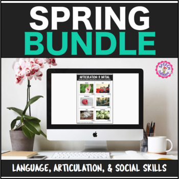 Speech Therapy Spring Language, Articulation, & Social Pra