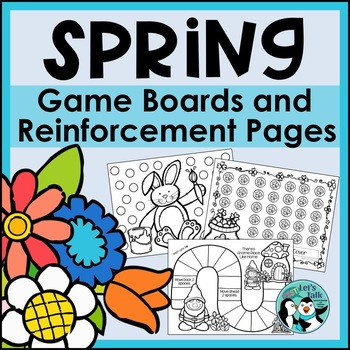 Spring Reinforcement Pages